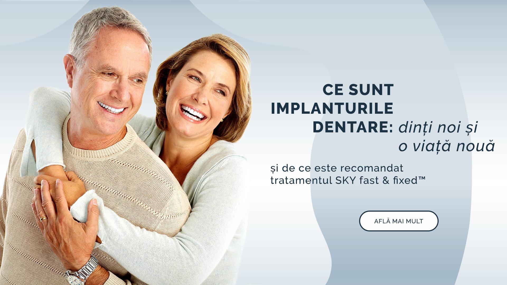 Slide 8 - ce sunt implanturile dentare?